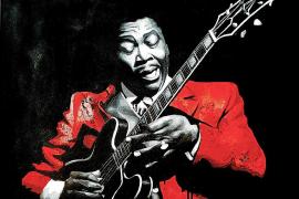 Raúl Moya rinde homenaje a los grandes del blues y el jazz
