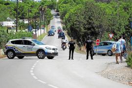 Policía de Sant Josep y Guardia Civil desplegarán un dispositivo especial este fin de semana para evitar botellones
