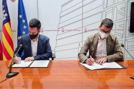 Govern y Consell de Ibiza suscriben el acuerdo para crear el CentreBit