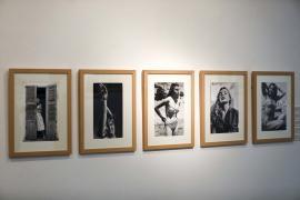 La exposición 'Oriol Maspons: El primer viatge' en Sa Nostra Sala, en imágenes.
