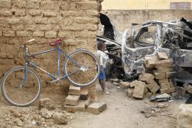Aviones franceses bombardean el norte de Mali tras la visita de Hollande