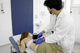 El dermatoscopio más avanzado de Baleares está en las Pitiusas