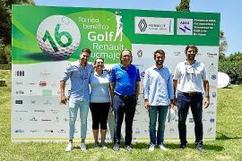 Torneo de golf en Son Antem