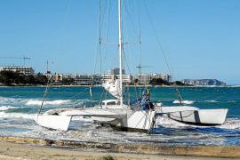 El mal tiempo cancela enlaces marítimos y causa varios incidentes