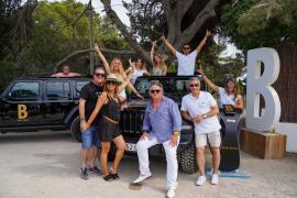 Beso Beach y Terrenauto empiezan una revolución de la mano de Jeep
