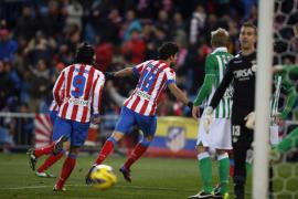Diego Costa impulsa al Atlético