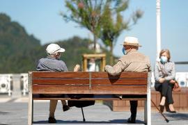Los jubilados de las Islas cobran 361 euros menos al mes que los vascos