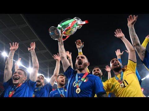 Italia silencia Wembley y conquista su segunda Eurocopa