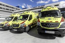 CGT advierte de la «saturación» del servicio de ambulancia urgente y programado de Ibiza y Formentera