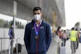 Pista de atletismo Marc Tur Picó