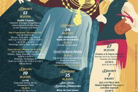 Actuaciones en vivo, cine y exposiciones para celebrar Sant Jaume