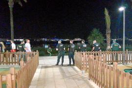 Sant Antoni crea una nueva unidad de policía para prevenir fiestas ilegales