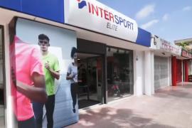 Fachada de la nueva tienda Elite en Cala Millor.