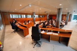 Vicent Marí destaca el cambio de prioridades en la acción de gobierno que ha supuesto la pandemia