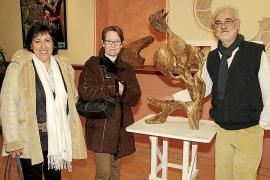 El escultor Rafael Cifre presenta su obra