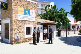 Sant Antoni reabre la oficina de Servicio de Atención al Turista Extranjero