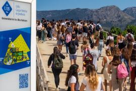 El 79% de los estudiantes de Ibiza aprueban la PBAU de julio