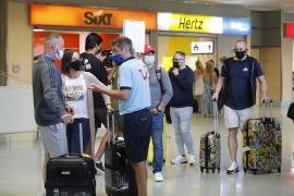 El sector turístico teme el efecto dominó tras el ámbar del Reino Unido