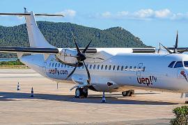 Nace la «primera compañía aérea con sede en Ibiza»