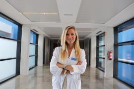 El Área de Salud refuerza el servicio con una nueva oftalmóloga