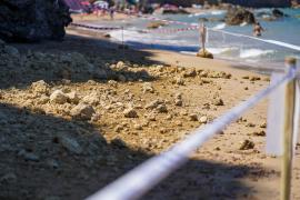 Ingresada en la UCI la herida más grave por el desprendimiento de rocas en Aigües Blanques