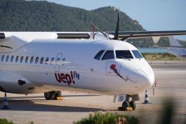 Las mejores imágenes de la presentación de UEP Fly en Ibiza. (Fotos: Marcelo Sastre)
