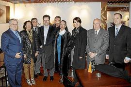 Entrega de premios de Aviba en Costa Nord
