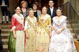 Presentación de las falleras mayores de El Toro 2013