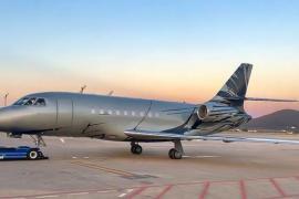 Ibiza registra 5.345 movimientos de jets privados en seis meses