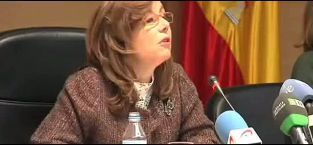 La directora de la Agencia Tributaria, tras responder sobre el caso Bárcenas: «No sé ni lo que he dicho»