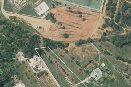 Santa Eulària compra un solar junto al polideportivo