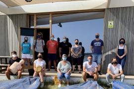 Formentera instala desfibriladores en espacios deportivos y centros de mayores