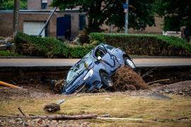 Aumentan a 180 los fallecidos por las inundaciones en Alemania y Bélgica
