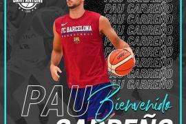 Pau Carreño, nuevo fichaje del CB Sant Antoni