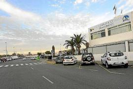 La APB quiso dejar fuera de un concurso al Club Náutico de Ibiza