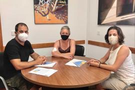 Formentera firma un convenio de cesión y dinamización sobre la Casa del Poble de la Mola