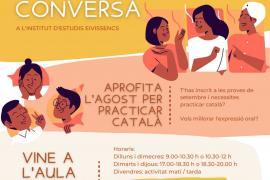 El IEE organiza en agosto sus talleres de conversación en catalán para adultos