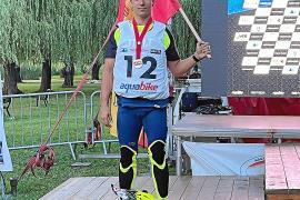 Palau, subcampeón del Europeo Runabout GP4