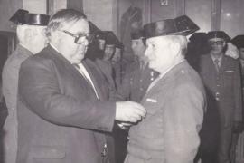 Fallece en Palma el coronel Oliver, que fue segundo jefe de la Guardia Civil