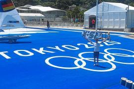 Mateo Sanz: «Llego mejor preparado a estos Juegos Olímpicos»