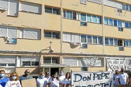 La juez prohíbe al Ayuntamiento la entrada en los pisos de una escalera de los Don Pepe