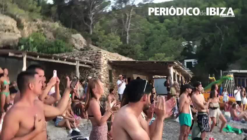 Tambores entre semana en Benirràs
