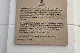 Vila conmemora el aniversario de la visita de Alberti y León