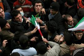 Nueva jornada de violencia en Irán