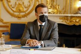 Macron ordena una investigación en torno a su supuesto espionaje con el software Pegasus