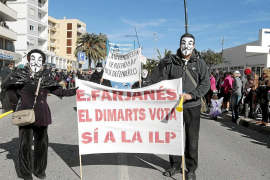 Rua de Carnaval Eivissa