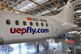 El Govern balear detecta que Uep!Fly incumple las condiciones de aplicación del descuento de residente y pide que rectifique