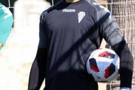 El Formentera ficha al joven guardameta Juan Luis Llamas