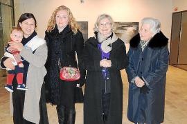 Edda Eva Holmesland presenta su obra en Alaró