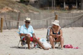 Ibiza y Formentera están en riesgo por altas temperaturas